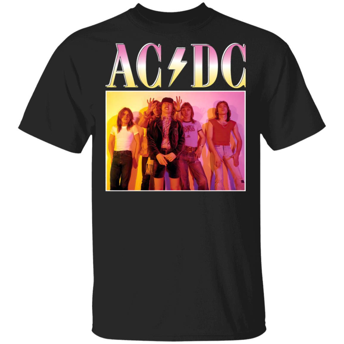 AC DC T-Shirt, Hoodie, LS, Hoodie, Long Sleeve, Hoodie