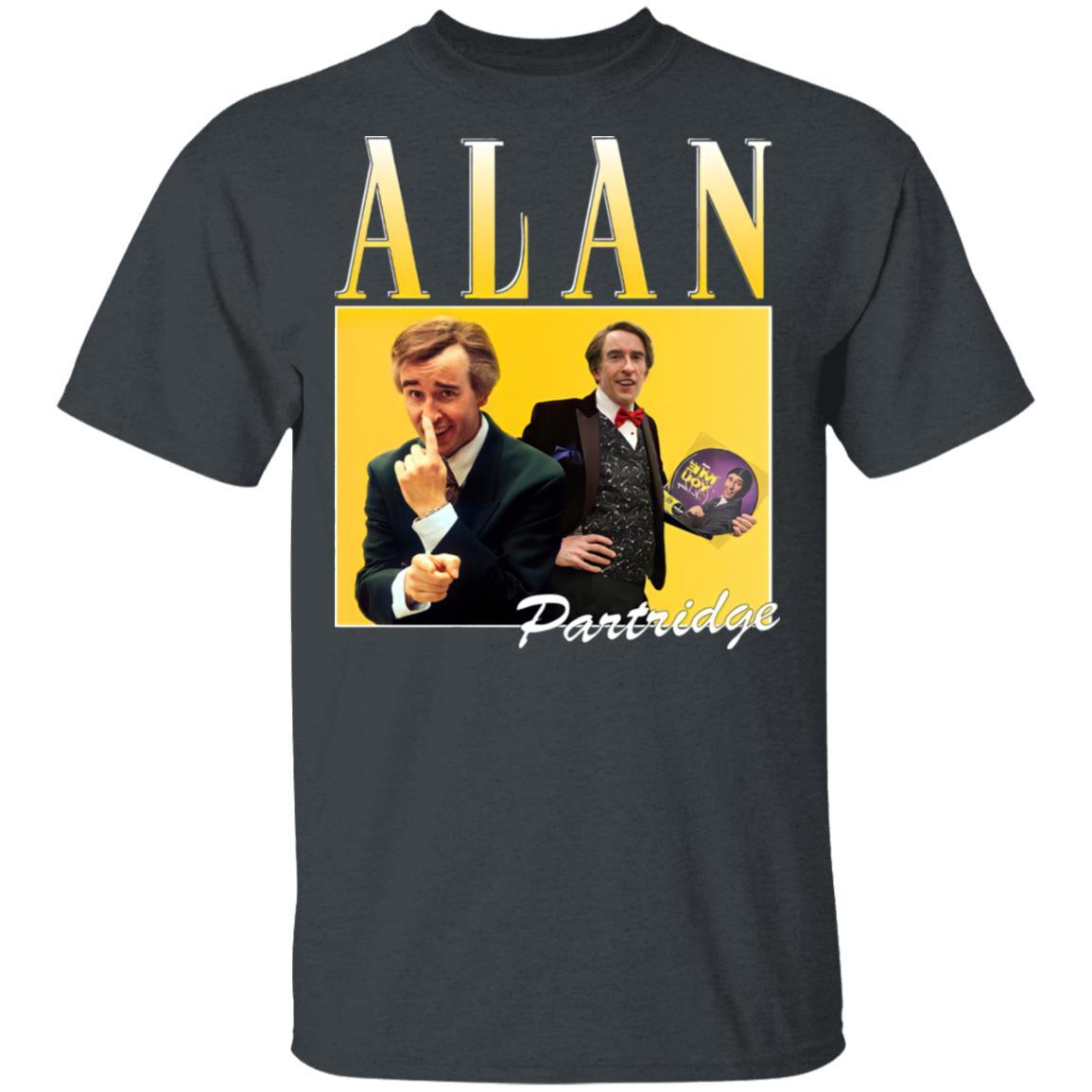 Alan Partridge T-Shirt, Hoodie, LS, Hoodie, Long Sleeve, Hoodie