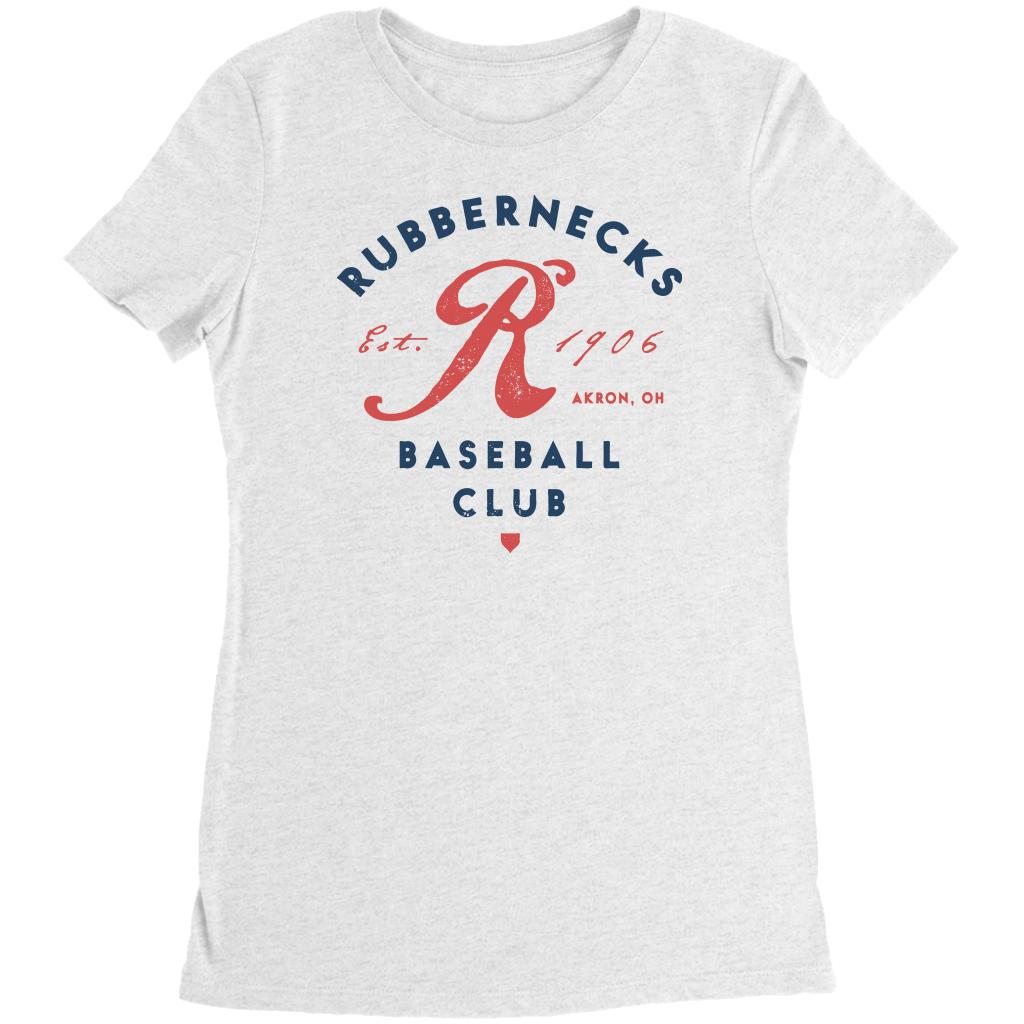Akron Rubbernecks – Vintage Minor League Baseball Unisex T Shirt,Premium T Shirt,Ladies T Shirt